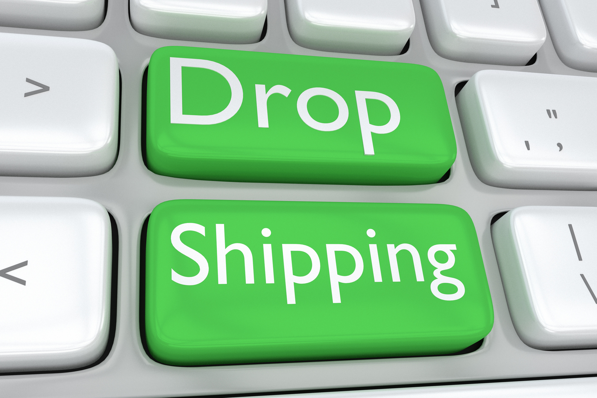 How to Make Money from Home with Dropshipping.