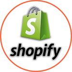 shopify icon it