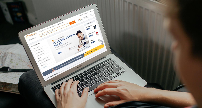 acquistare su Alibaba