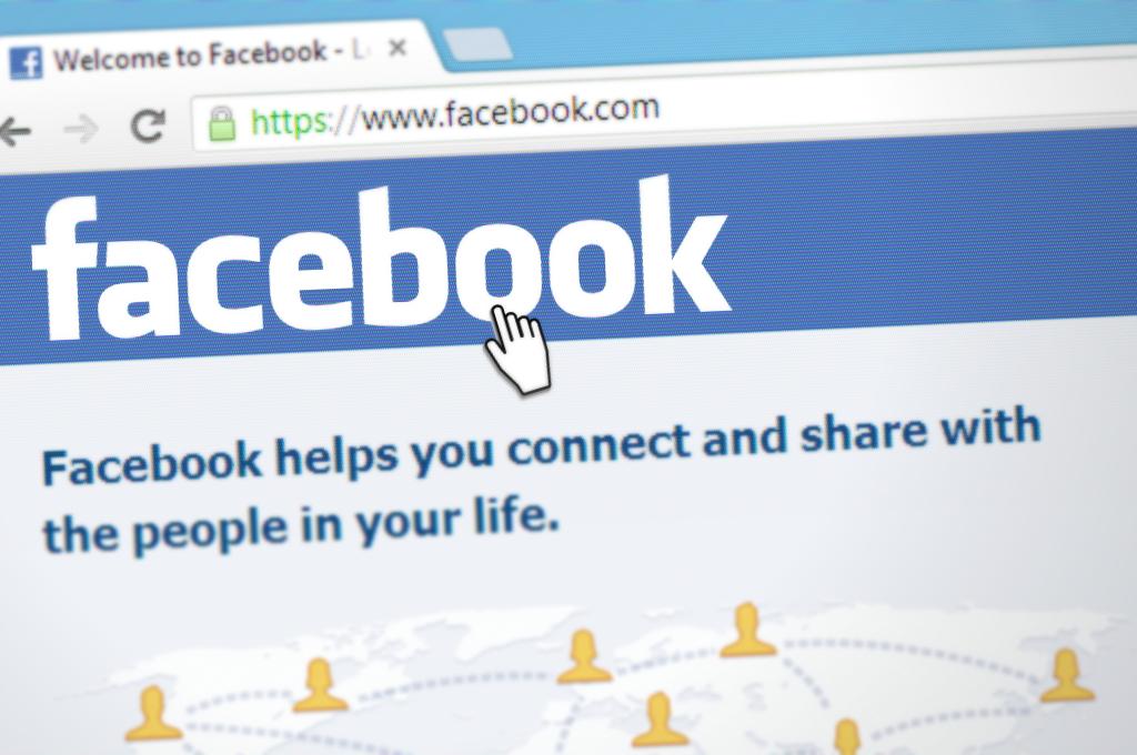 ban di facebook
