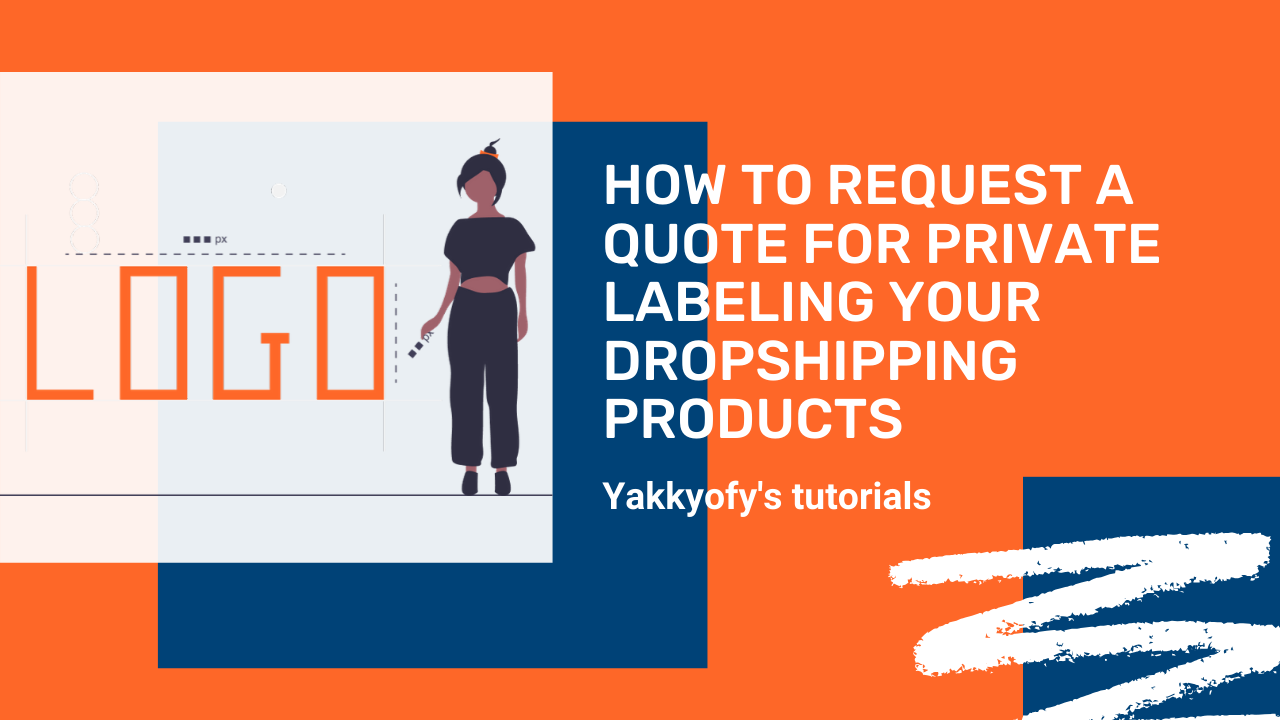 Come richiedere una quotazione per prodotti in dropshipping personalizzati