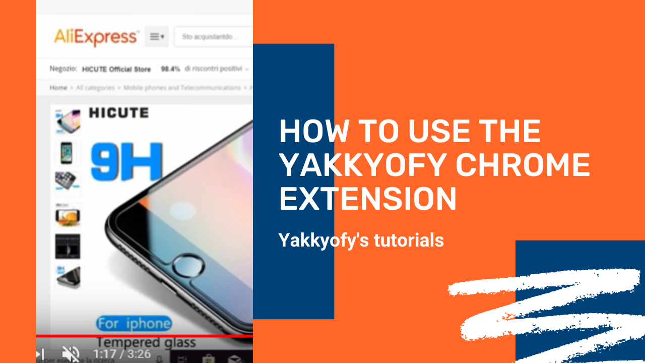 tutorial Chrome Extension Yakkyofy