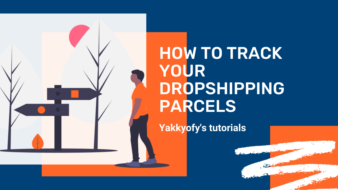 How to track your packages from China with Yakkyofy
