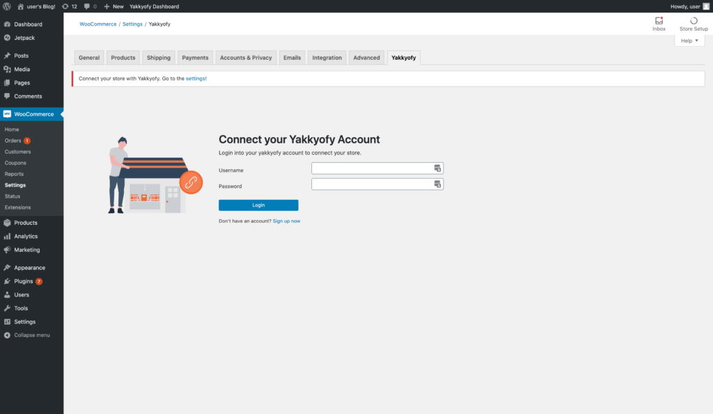Yakkyofy plugin wordpress woocommece