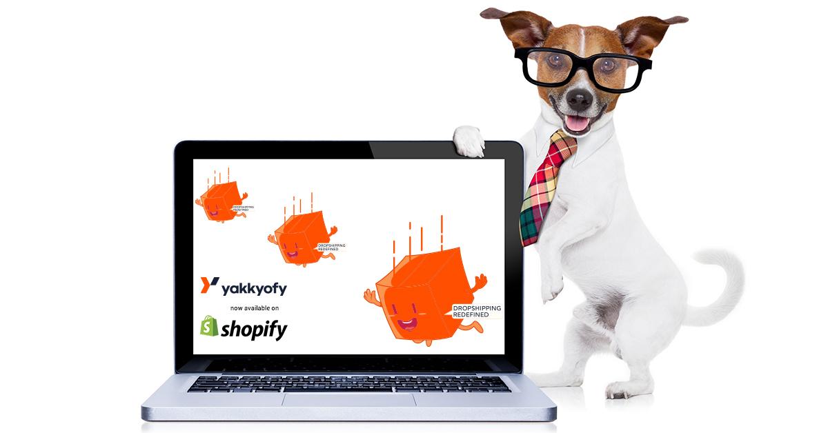 integrazione Shopify app yakkyofy