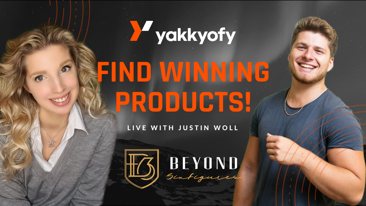 Justin woll finding winning products for dropshipping