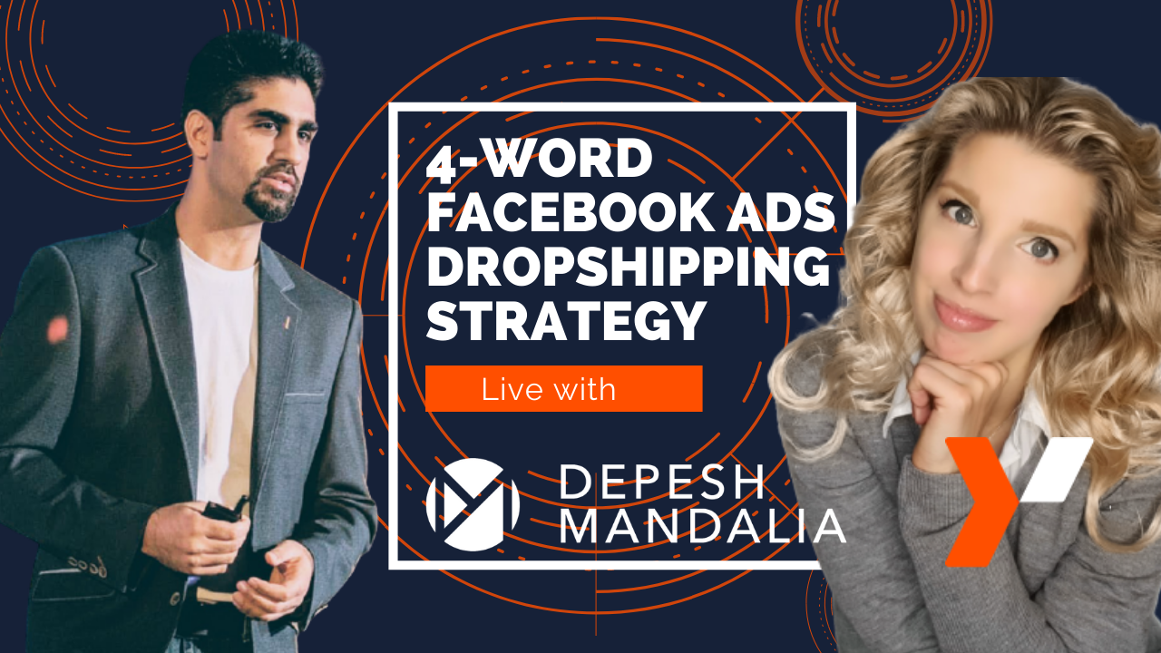 An Evergreen 4-Word Facebook Ads Dropshipping Strategy For Consistent Profitability