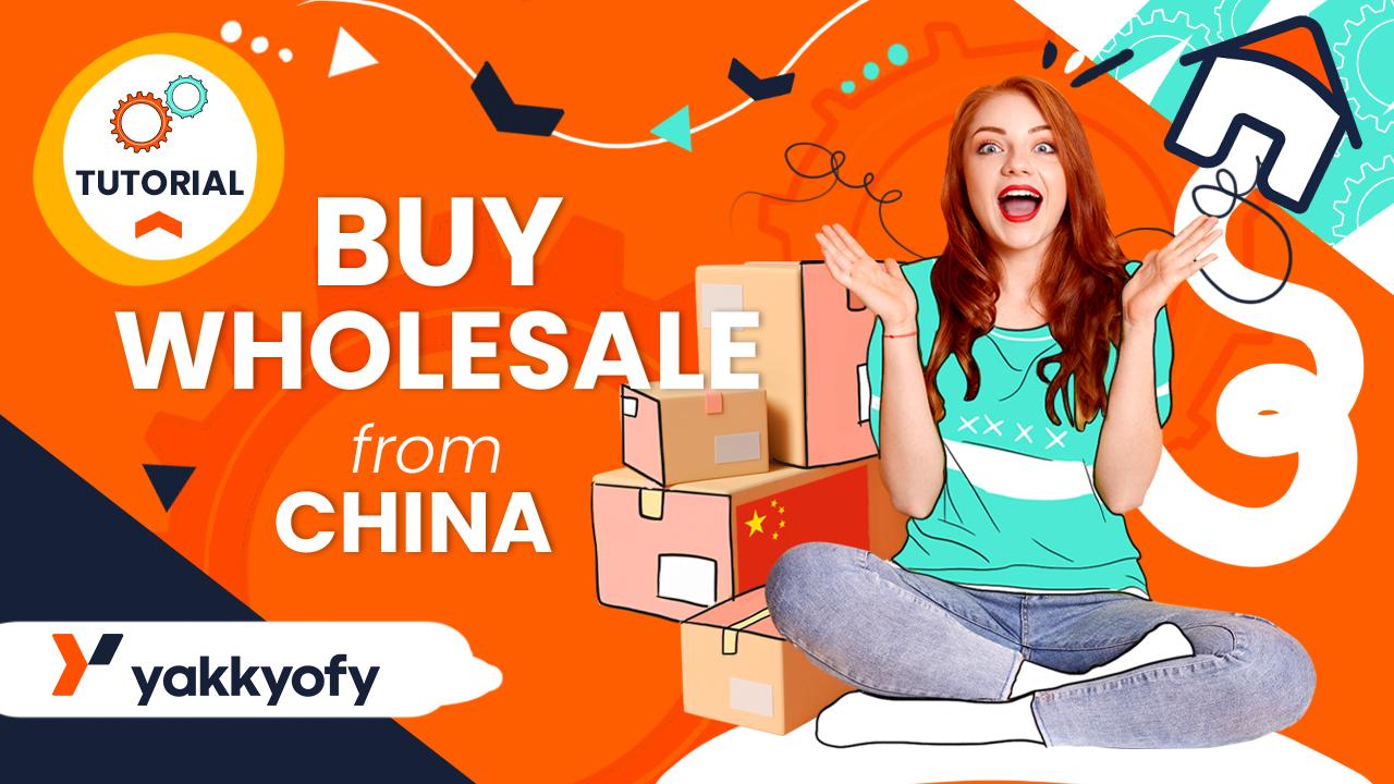 comprare all'ingrosso dalla Cina