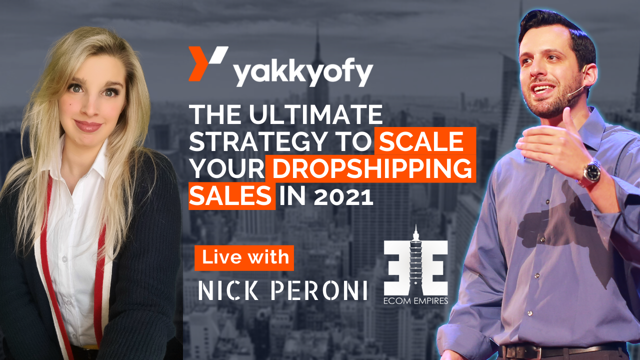 scale your dropshipping sales